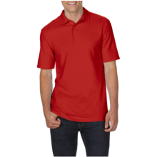 Playera Polo Doble pique